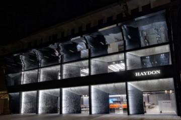 全球高端美妆零售品牌「HAYDON 黑洞」广州新店启航